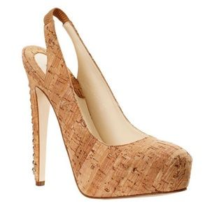 Brian Atwood 'Milena' chain heel pump